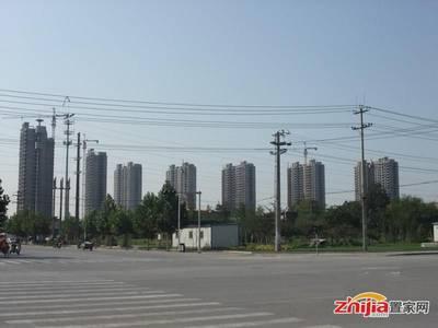现代城实景图
