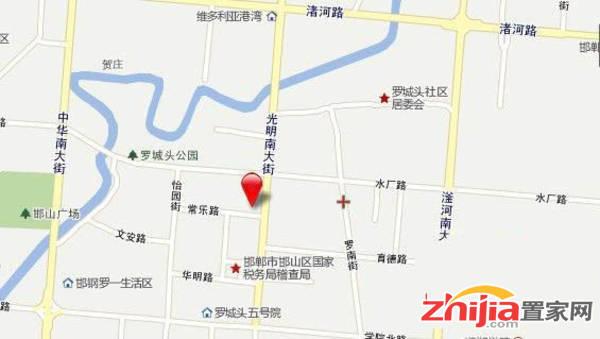燕赵茶城 交通图