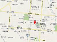 万聚·鑫盛苑 交通位置图