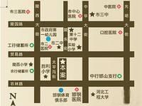 中恒·书香门邸 交通区位图
