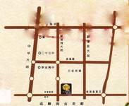 融城东郡 交通图
