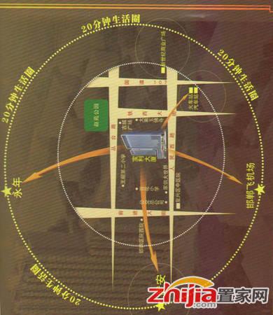 宝利大厦 交通图