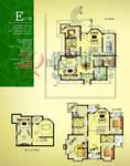 奥克兰风情小镇6室4厅4卫户型图