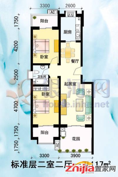 丽江半岛户型图