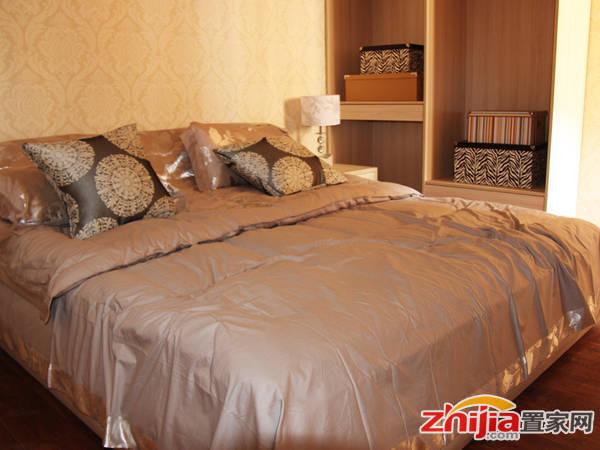 金世纪·新城 卧室样板间