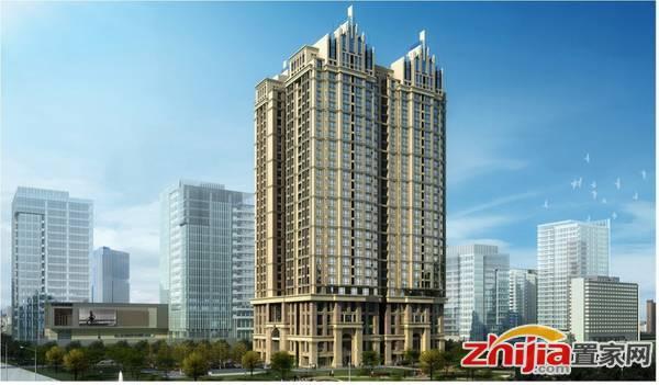江泉大厦 锦林国际日景图