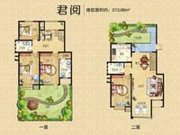 墅洋·居礼4室4厅3卫户型图