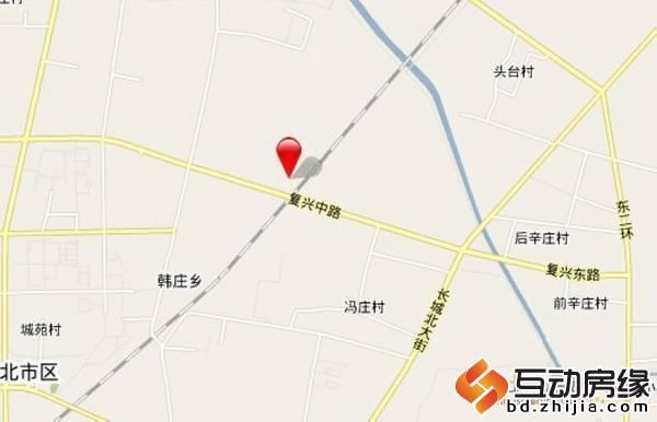 京南一品 交通图