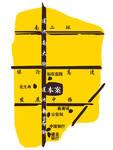 香城檀香园 香城檀香园 区位图