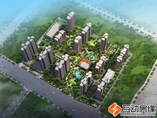 華中國宅華園 鳥瞰圖