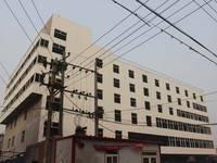 紫竹大厦 现外墙已粉刷完成,准备安装玻璃(2013.2.26)