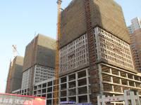 乐橙商务广场 已封顶