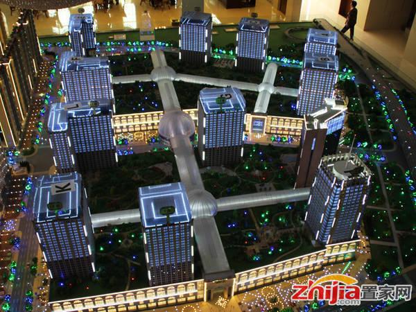 塔坛国际商贸城 项目模型
