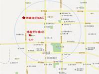 博鑫青年城一期二期 交通图