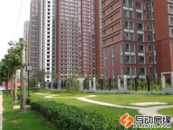 華中國宅華園 社區外圍景觀