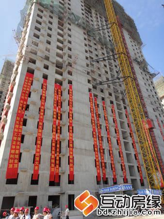 建业·阳光国际 实景图
