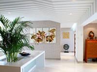 恒富天地 现代风格样板间客厅实景照