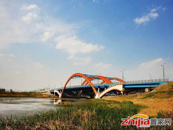 赵都华府 彩虹桥
