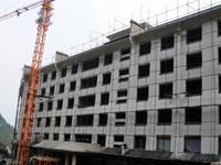 碧海假日酒店·公寓 项目现场