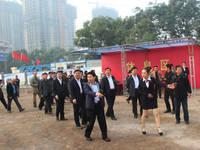 阳光新卓广场 奠基仪式(2013-10-18)