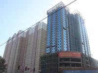 金业国际大厦 住宅已完毕,即将交房,商业正在做内部调整