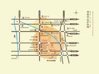 壹江国际中央广场 区位图