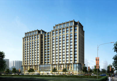 百悦·梧桐商务中心