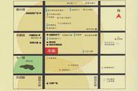 熙悦山 交通图
