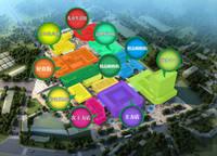 神山时代广场 分布效果图
