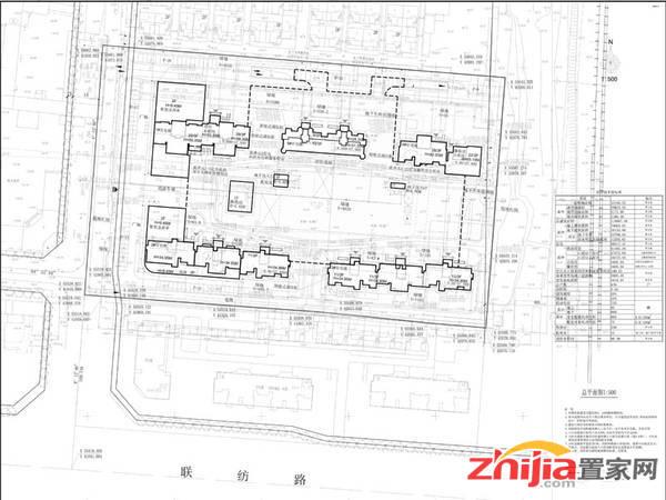 兆通华苑 兆通华苑建设工程设计方案总平面图