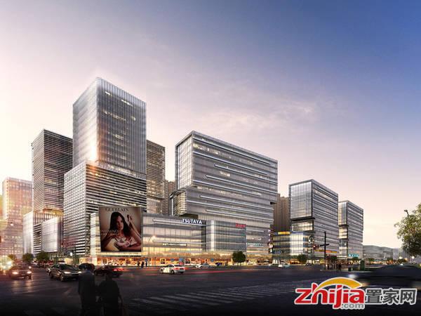 润德天悦城 沿街商业效果图
