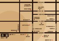 桃李苑 区位图