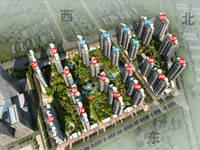 锦绣江南 项目鸟瞰图