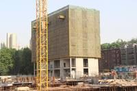 融通国际 住宅已盖至7层