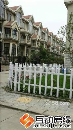 地中海庭院联排别墅 带小院