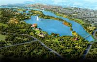 御夏山水城 项目鸟瞰图