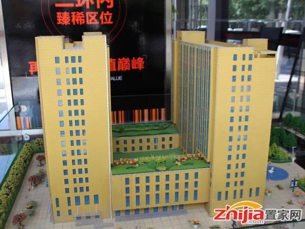 锦地SOHO 项目沙盘