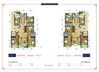 帝王国际5室2厅2卫户型图