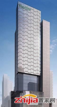 西美五洲大厦 效果图