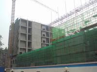 融通国际 南部楼体已封顶