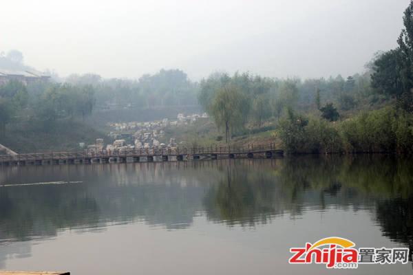 龙城·山湖颂 实景