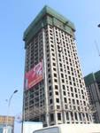 锦玉·鑫旺国际大厦 写字楼盖至23层
