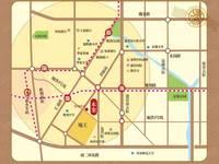 地润新城 区位图