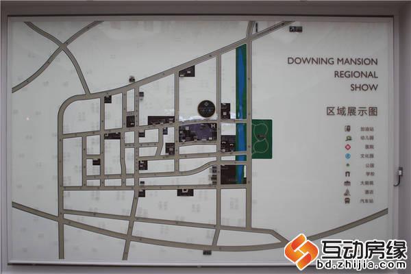 唐宁府 项目区位图