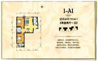 米苏阳光户型图