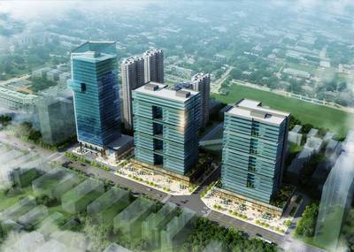 牛肉建筑平面图400_285大型大厦店的装修设计图片