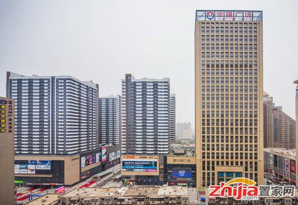 华强国际写字楼 实景图