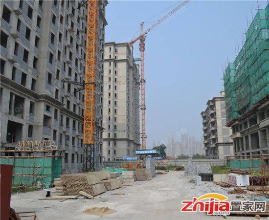 国富·馨悦湾 2014.7.28工程进度