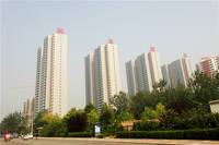建业·阳光国际 施工进度