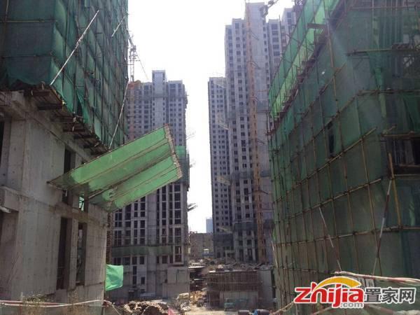 大唐金茂古运码头二期 2014-08-27最新施工进度